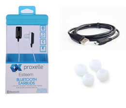 Stereo Bluetooth Headset with Microphone (Proxelle SH804)