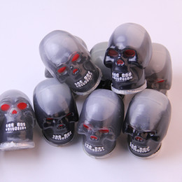 Tricky Play toys Skull Intelligent Hand Gum Slime Malleble Fimo Magnetic dough Modeling Novelty Plasticine Mud Halloween Thinking Putty