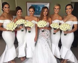 Mermaid Bridesmaid Dresses Long Bridesmaid Wedding Party Dress Long Little Girls Maid of Honor Gowns Custom Made