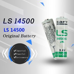 Original imported genuine LS14500 ER14505 AA 5 instrument and meter PLC lithium battery quality assurance Electronic toothbrushes battery