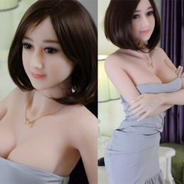 2018 New Top Quarlity 168cm Real Silicone Sex Doll Huge Breast for Men Big Tits Oral Vagina Love Doll Free Shipping