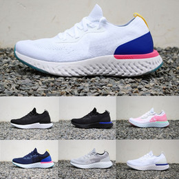 2018 Top Epic React AQ0067 Instant Go Fly Breath Comfortable Sport Boots Size 5.5-11 Mens outdoor Shoes For Sale Women Athletic Sneakers