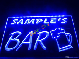 DZ023-b Name Personalized Bar Beer Mug Glass Pub Neon Light Sign.JPG