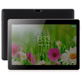 Envío gratis 10.1 pulgadas IPS 3G Lte Tablet PC Octa Core 4G RAM 32GB ROM de doble tarjeta SIM Android 5.1 pestaña GPS Tablet PC 10 10.1