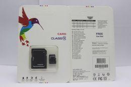 NEW 2018 DHL MICROSD NEW CLASS 10 MICRO 32GB 64GB 128GB SD MICRO TF FLASH MEMORY CARD