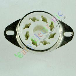 8PIN ceramics Vacuum TUBE SOCKETS KT88 6550 EL34 6SN7 AUDIO tube amplifiers hifi parts