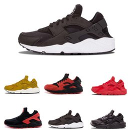 New Huarache 1.0 4.0 Rainbow Ultra Breathe Shoes Men Women Outdoor Huaraches Multicolor Sneakers Designer Running Athletic shoes US SZ5.5-11