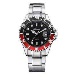 high quality 228239 watch man automatic stainless steel watch two scale stripe white dial man 40mm wacth