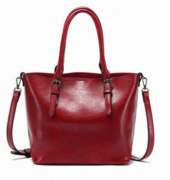 2018 Europe and the new versatile simple atmosphere slung shoulder bag female large capacity fashion tote bag free shipping 265