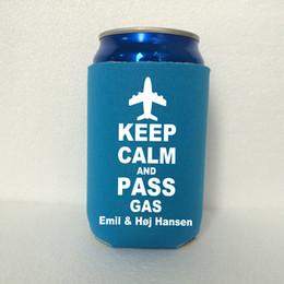 neoprene customized printing can cooler wholesale koozies cheap custom beer holder neoprene insulated cooler bag 004