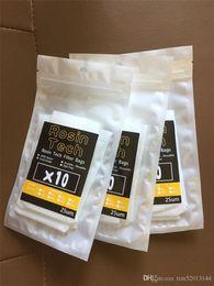 "Gold supplier 2.5""*4"" 25micron rosin press tea filter bags for rosin press"