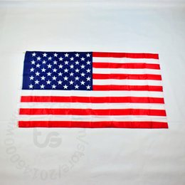 United States USA US America flag national Free shipping 3x5 FT 90*150cm Hanging National flag USA Home Decoration flag banner