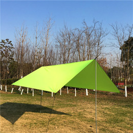 300X300cm Anti UV Ultralight Sun Shelter Portable Beach Tent Pergola Awning Canopy C&ing BBQ Waterproof Sunshelter 3-4 People & Beach Shelter Tent Canada | Best Selling Beach Shelter Tent from Top ...