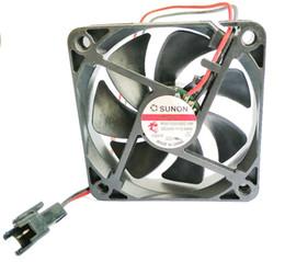 SUNON ME60152V2-000C-A99 New Original Y.S.TECH FD126015MB 12V 0.14A 6cm computer cooling fan