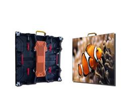 HD Full Color P3.91 Indoor LED Video  Led module rental SMD 250mm*250mm led screen