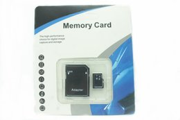 Micro UHS-I Card card 32GB 64GB 128GB TF Micro SDXC Card for Galaxy DHL 95pcs