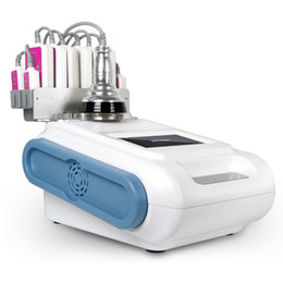 New Radio Frequency Cavitation Ultrasonic RF Body Fat Loss 650nm 160mw Diode Lipo Laser Slimming Machine