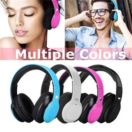 Wireless Over Ear Headphones Bluetooth Headset with Microphone Stereo Earphones for Gaming TV PC Smartphones