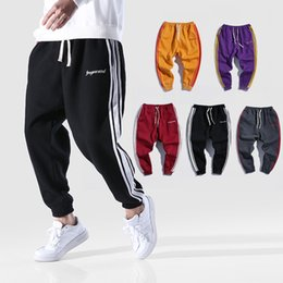 Spring 2018 new men's casual mens joggers pants pants