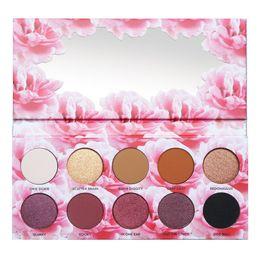 Laura Lee Los Angeles Cats Pajamas Eyeshadow Palette Violet Voss Eye Makeup Colour Luster Eyes Hi-Def Top Coat Palettes