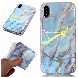 Plating Marble Soft TPU Case for iphone X XS Max XR 8 7 6 6S Plus Galaxy S7 S8 S9 Plus A3 A5 A7 J3 J5 J7 (A6 A8 J4 J6 J8)2018