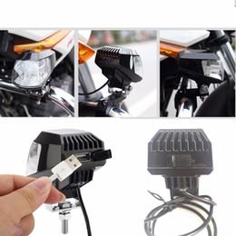 1PCS 20W USB Charge Mobile Spot LED Light Driving 2200LM Moto Head light white 60000K 24V JALN7