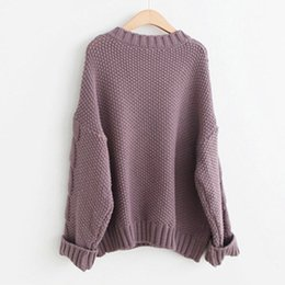 2017 autumn and winter European and American large size fashion high quality v-neck long-sleeved knitwear knitwear knitted sweater