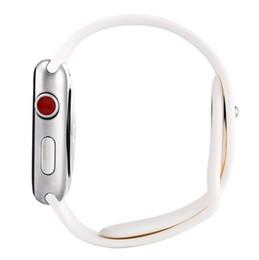 Goophone Watch 3 Smart Watch 42mm Magnetic Adsorption Wireless Charging MTK2502 1.54 inch IPS Touch Screen 240*240 HD Wearable Smartwatch