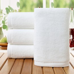 Wholesale cotton face towel luxury super soft cotton towel strong absorbent household hotel towel reusable custom LOGO