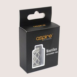 Cheap Original Aspire Nautilus Stainless steel ASSY with Hollowed-Out Sleeve for Nautilus Tank Systems free shipping