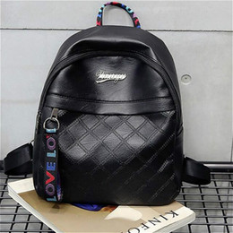 Wholesale Women Casual New PU Leather Embossed Patterns Shoulder Bag School Bag Fashion Trend Women Backpack