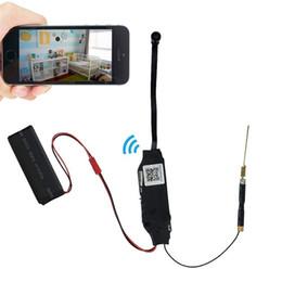 Wifi Mini Camera HD 1080P Network Camera Video Recorder Mini DIY Module Camera Night Vision DVR Nanny Cam APP Remote Wide Angle View S06