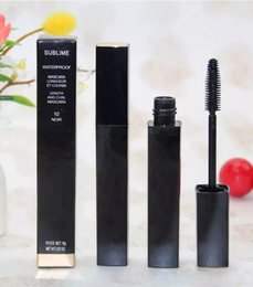 Makeup Mascara High-Quatliy Brand Sublime WaterProof Length And Curl Mascara With Special Brush Head 6g