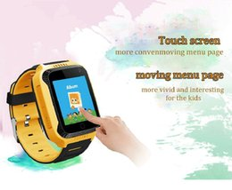 Q528 Kids Smart Watch with GPS Camera LBS Tracker Monitor Wrist Watchs SOS Call for Apple Android Phone Baby Children Smartwatch Electronic