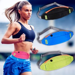 Outdoor Running Travel Sports Pocket 4 To 6 inch Mobile Phone Bag Waterproof Personal Multifunctional Men And Women Marathon Belt