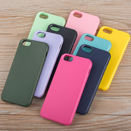 OCWAVE Shock resistance case for iPhone 5 5S SE silicone soft TPU material matte covers unti-finger print original manufacturer