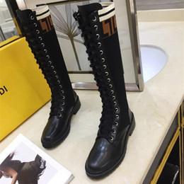 2018 Brand Fashion Luxury Designer Women Shoes Botas Superstar New 2018 Retros Thick Heel Boots Luxury Womens Shoes Botas de alta calidad