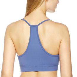 [2018 new] new models of comfort fitness bra bra yoga underwear running vest spot Factory Outlet