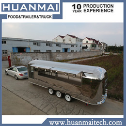 Mobile Catering Food Truck Concession Food Trailer Food Cart