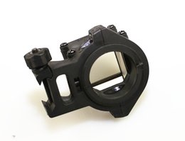 Tactical Angle Sight 360 Rotate for Red Dot Sight Black