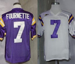 Factory Outlet #7 Leonard Fournette,NCAA College Football Jerseys,2015-2016 New Style Cheap High Quality Jerseys,Embroidery logos