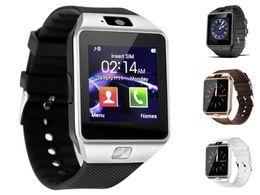 Intelligent Bluetooth Smart Watch DZ09 Brand Smartwatch TF SIM Camera for IOS iPhone x 8 7 Samsung Galaxy S9 S8 Huawei Xiaomi Android Phone