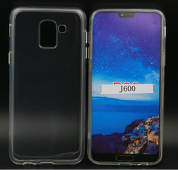 Case For Samsung Galaxy J6 2018 J600 New Clear Transparent Soft TPU Case Cover For Samsung Galaxy J6 2018 Clear Cover J600