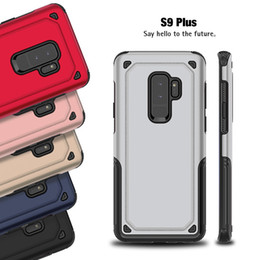 Defender Armor Full Body Hybrid Heavy Robot Hard Cover Case for iPhone XS Max XR X 8 7 6 Plus Samsung Galaxy S9 S8 Note 9 A8 A6 J6 J4 J2 Pro