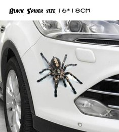 3D Scorpion Lizard Spider Car Sticker Car Modification Decal Auto Tuning Stickers