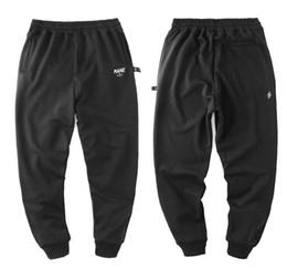 2016 NHIZ MDNS Skull Beam Pockets Pants Men Cotton Fleece Thin Drawstring Loose Hip Hop Pants Skateboard Basketball Harem Pants