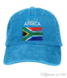 pzx@ Baseball Cap for Men and Women, South Africa Mens Cotton Adjustable Jeans Cap Hat Multi-color optional