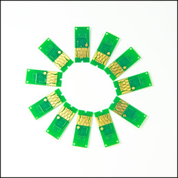 Cartridge Chips For EPSON P5000 Printer 11 Colors T9131-T9138 T913D T913A T913B
