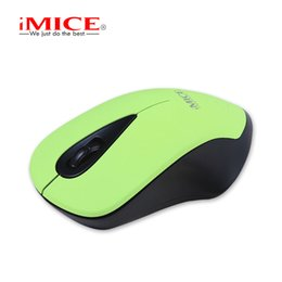 imice USB Wireless mouse Original Mouse 2.4Ghz 3 Buttons Optical Ergonomic Computer Mouse Mice For Laptop PC Cordless Mouses