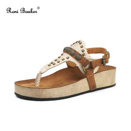 2018 New Hot Sale Sandals Women summer shoes New fashion Genuine Leather Handmade Shoes With Box Wholesale